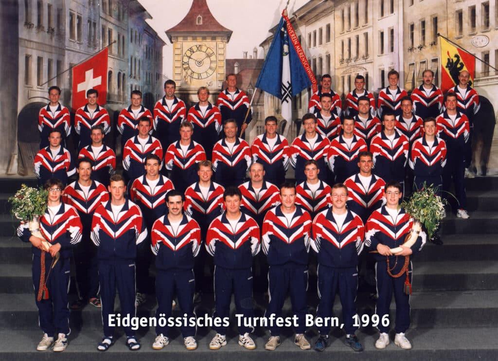 Eidg. Turnfest Bern 1996