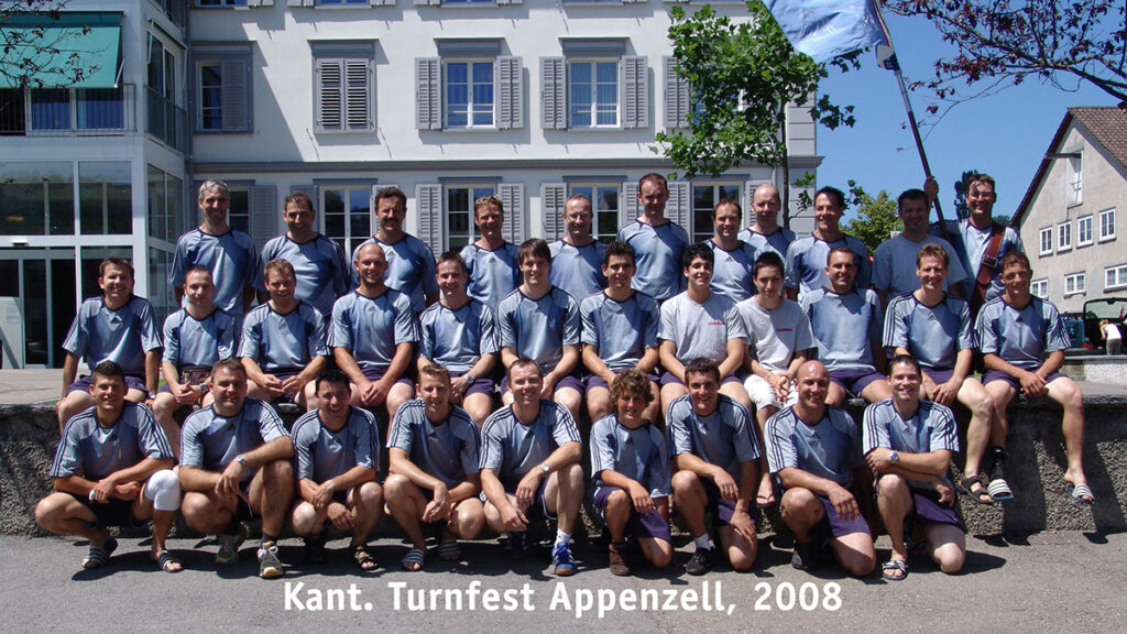 Kant. Turnfest Herisau Appenzell 2008