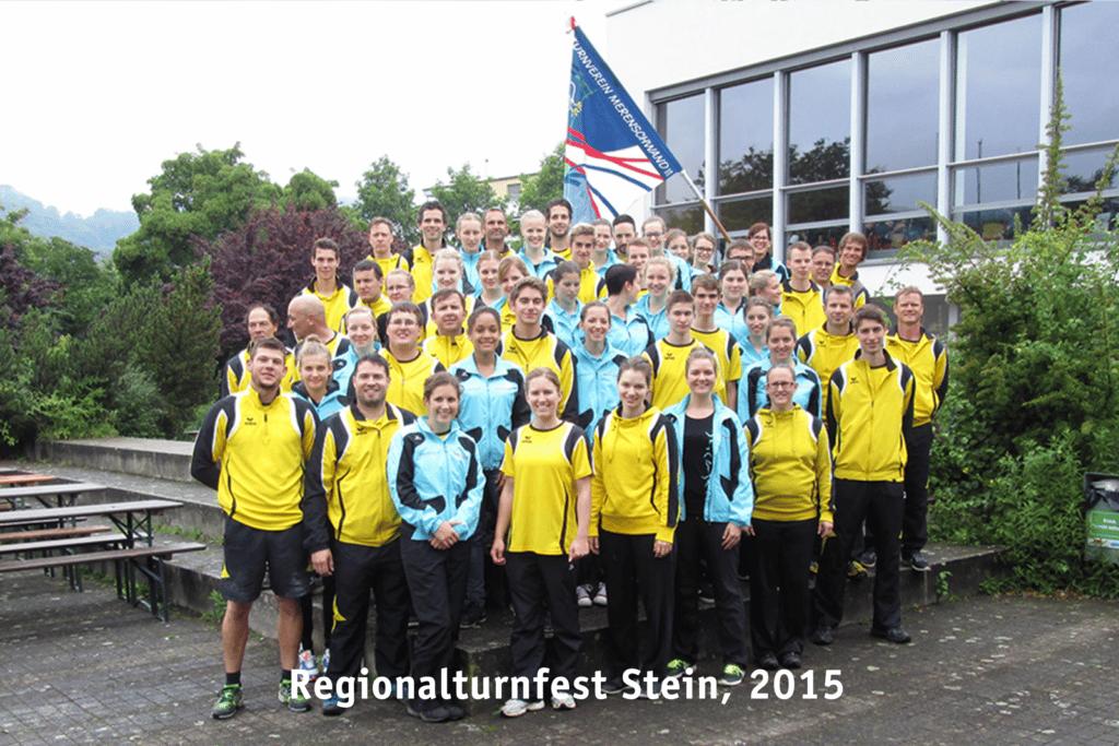 Regionalturnfest Stein 2015