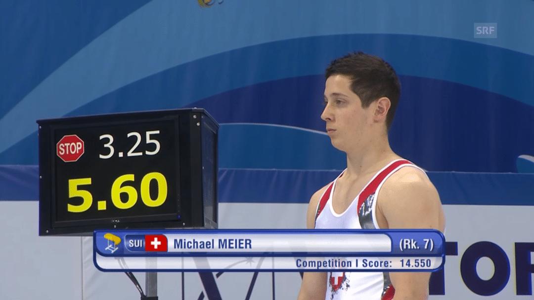 Michael Meier EM 2014
