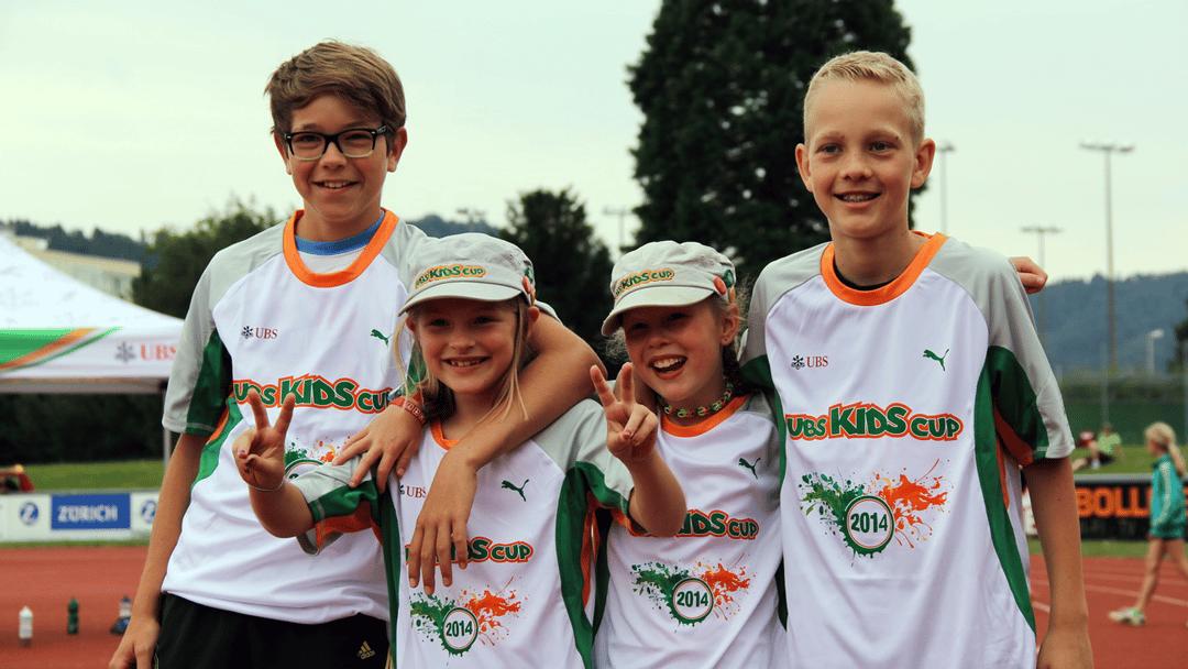 Kantonal UBS Kids Cup 2014