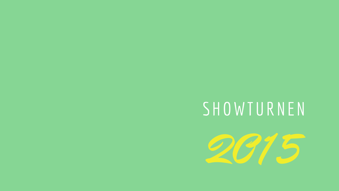 Showturnen 2015