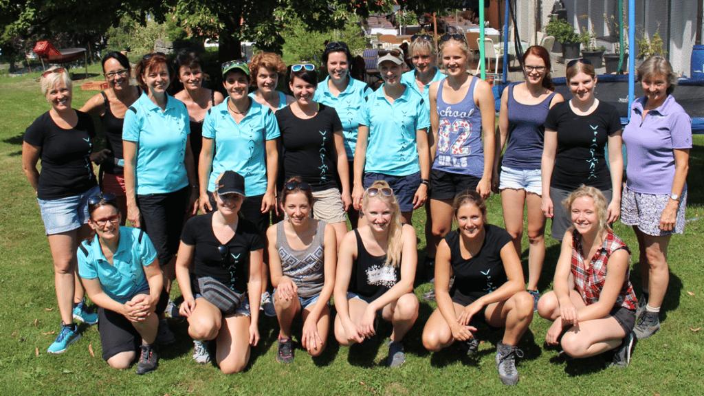 Turnfahrt Damen 2015