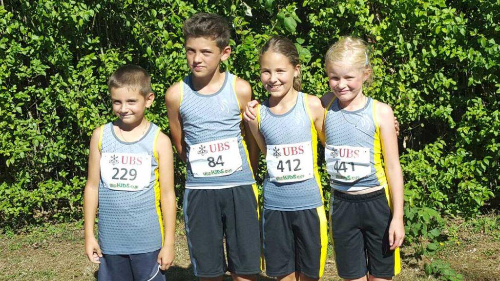 UBS Kids Cup Kantonalfinal Aargau