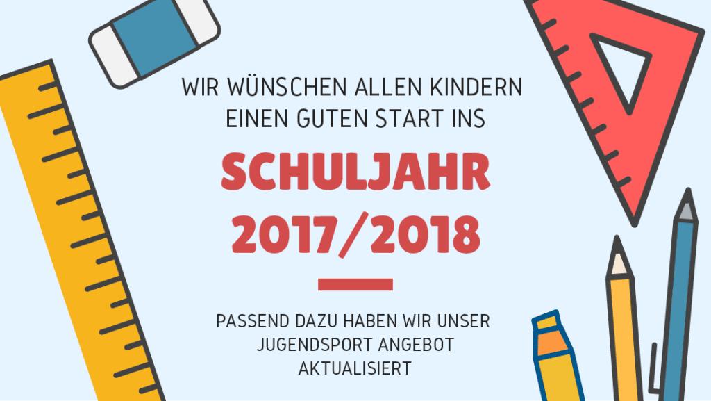 Schulstart 2017