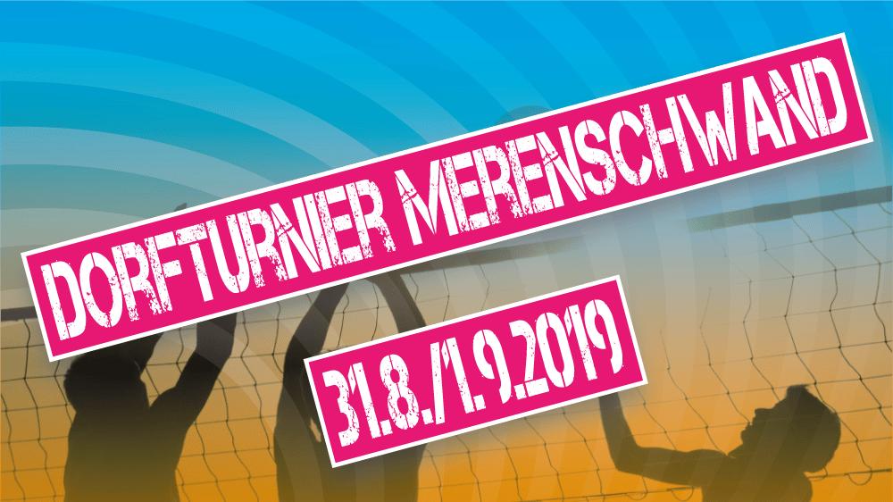 2019 Dorfturnier